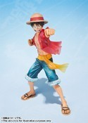 One Piece Luffy 5th Anniversary Figuarts Zero Bandai Figure
