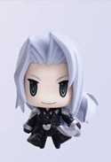 Final Fantasy VII 1.5'' Sephiroth Trading Arts Mini Trading Figure