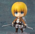 Attack on Titan Armin Nendoroid Figure
