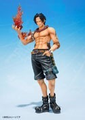 One Piece 6'' Ace 5th Anniversary Figuarts Zero Figure