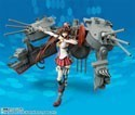 Kan Colle Yamato-Kai Armored girls Project Bandai Action Figure