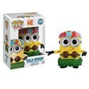 Despicable Me Hula Minion Funko Pop Figure #125