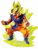 Dragonball Z 4'' Super Saiyan Goku Capsule Returns Trading Figure