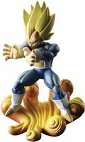 Dragonball Z 4'' Super Saiyan Vegeta Capsule Returns Trading Figure