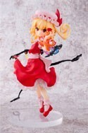 Touhou Project Remilia Scarlet Aquamarine Figure