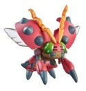 Digimon 2'' Tentomon Digi Colle Data 2 Trading Figure