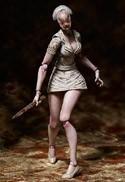 Silent Hill 6'' Bubble Head Nurse Figma Action Figure