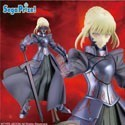 Fate Stay Night 8'' Saber Alter Sega Prize Figure