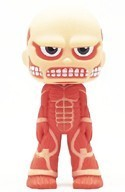 Attack on Titan Anime Mystery Mini 3'' Colossal Titan Funko Figure