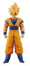 Dragonball Z 6'' Super Saiyan Goku DXF Prize Figure
