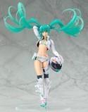 Vocaloid Hatsune Miku Racing 2014 Ev Mirai 1/8 Scale Figure