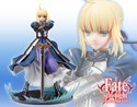 Fate Stay Night Unlimited Blade Works King of Knights Saber 1/8 Scale Kotobukiya Figure
