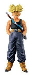 Dragonball Z 6'' Super Saiyan Adult Trunks DXF Banpresto Prize Figure