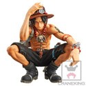 One Piece Ace Squatting Banpresto Prize Figure