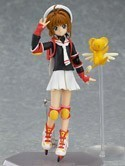 Card Captor Sakura 6'' Sakura School Uniform Ver. Figma Action Figure