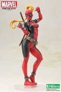 Deadpool Lady Deadpool 1/8 Scale Bishoujo Kotobukiya Figure