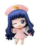 Card Captor Sakura 2'' Tomoyo Nurse Costume Petit Chara Land Vol. 2 Trading Figure
