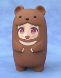 Nendoroid More Face Parts Kit Brown Bear