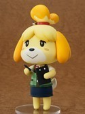 Animal Crossing Isabelle Shizue Nendoroid Figure