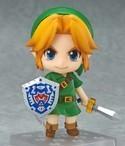 Zelda Majora's Mask Link Nendoroid Figure