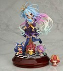 No Game No Life Shiro 1/8 Scale Phat Figure
