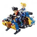 Dragonball Z Android 17 and Android 18 Real Desktop Mccoy Figure
