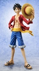 One Piece New World Luffy Version 2 Portrait of Pirates 1/9 Scale Figure