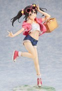 Love Live Nico Picnic Girl 1/8 Scale Good Smile Figure