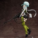 Sword Art Online Sinon 1/8 Scale Aquamarine Figure