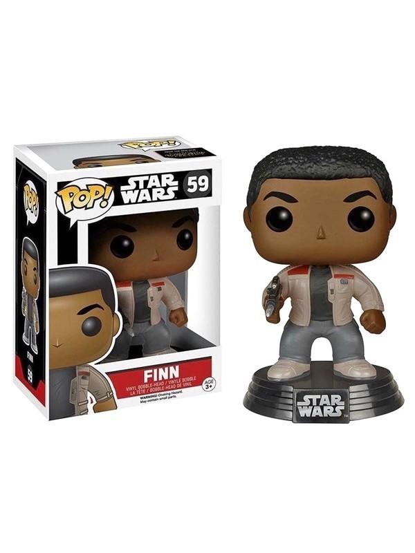 Star Wars Episode 7 Finn Funko Pop Figure #59