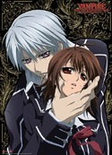 Vampire Knight Zero and Yuki Wall Scroll
