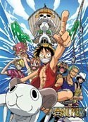 One Piece Straw Hat Pirates Wall Scroll