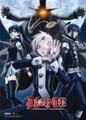 D.Gray-Man Group Wall Scroll