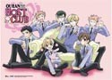 Ouran High School Host Club Wall Scroll