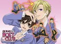 Ouran High School Host Club Group Wall Scroll