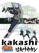 Naruto Shippuuden Kakashi Wall Scroll