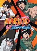 Naruto Shippuuden Team Guy Wall Scroll