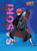 Naruto Shippuuden Sasori Wall Scroll