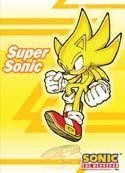 Sonic Super Sonic Wall Scroll