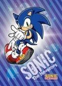 Sonic Wall Scroll