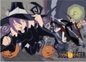 Soul Eater Blair Wall Scroll (U.S. Customers Only)