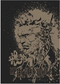 Metal Gear Solid Snake Wall Scroll