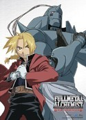 Fullmetal Alchemist Brotherhood Brothers Wall Scroll