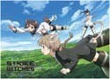 Strike Witches Flying Wall Scroll (U.S. Customers Only)