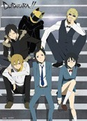 Durarara!! On the Staircase Wall Scroll