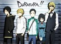 Durarara!! Line Up Wall Scroll (U.S. Customers Only)