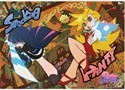 Panty and Stocking Wall Scroll (U.S. Customers Only)