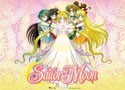 Sailor Moon Group Wall Scroll