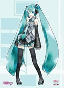Vocaloid Wall Scroll