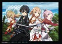 Sword Art Online Group Wall Scroll (U.S. Customers Only)
